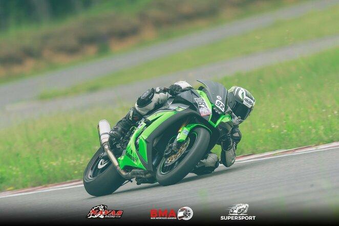 Motociklų lenktynės | Edgaro Ščiglinsko nuotr.