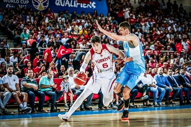 Cedi Osmanas | FIBA nuotr.