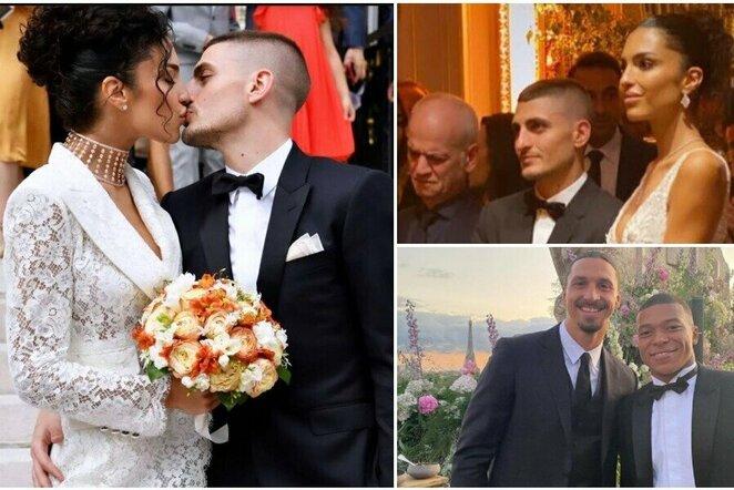Vestuvių akimirkos | Instagram.com nuotr