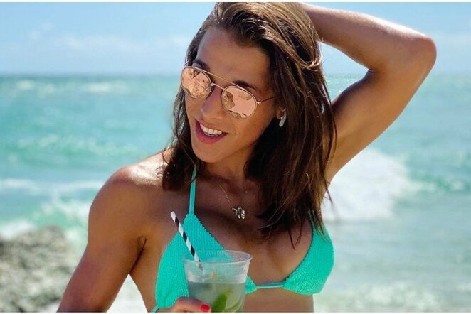 Joanna Jedrzejczyk   Instagram.com nuotr