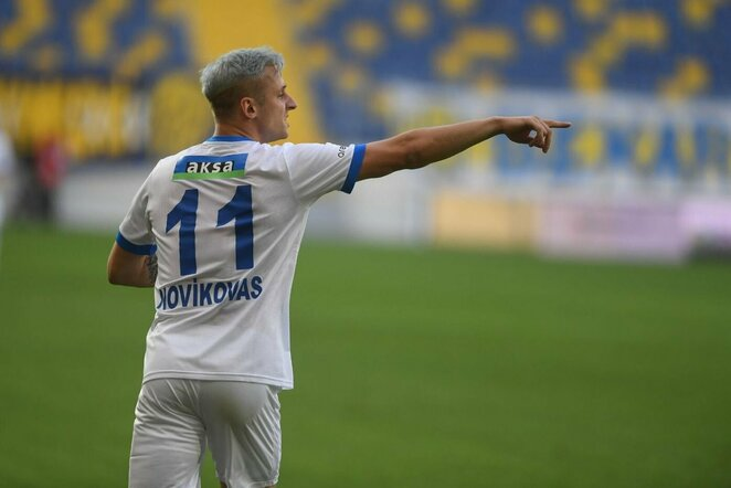 Arvydas Novikovas   Organizatorių nuotr.