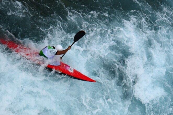 Baidarių slalomas | AFP/Scanpix nuotr.