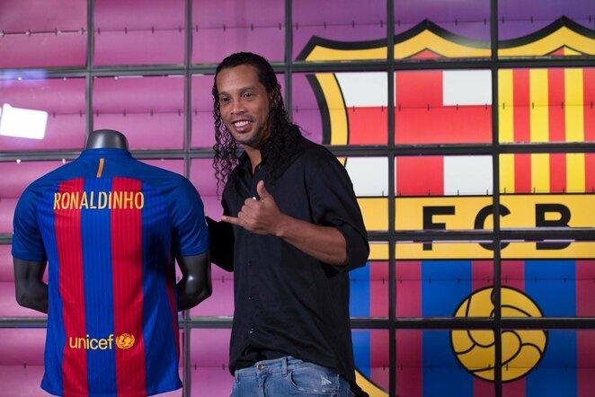 Ronaldinho | Scanpix nuotr.