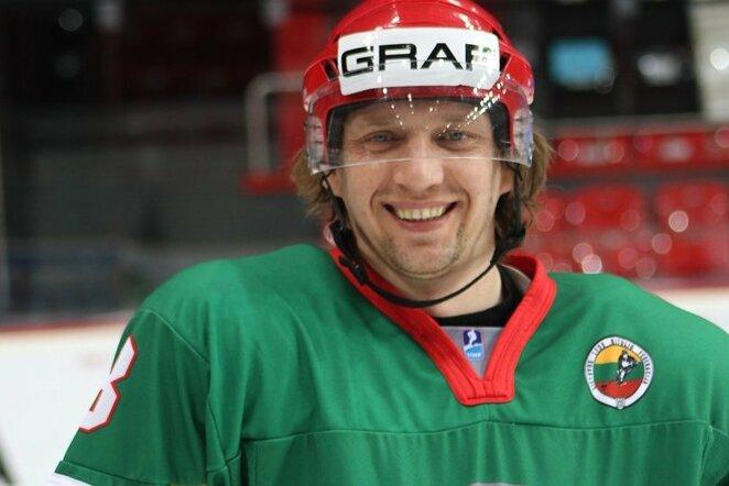 Darius Pliskauskas   hockey.lt nuotr.