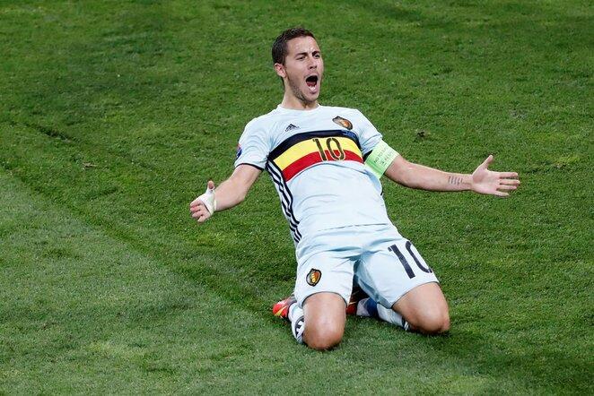 Edenas Hazardas | Scanpix nuotr.