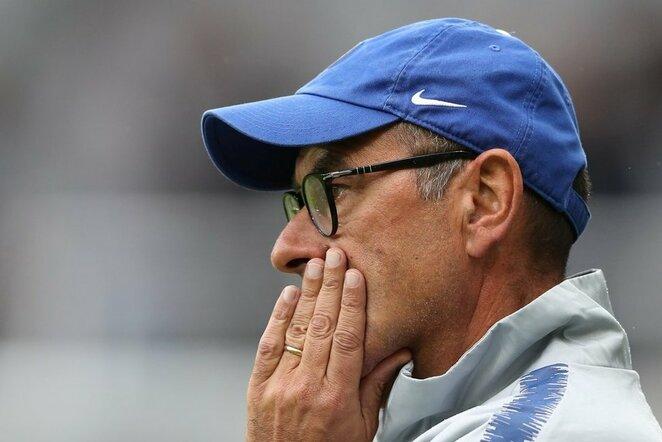 Maurizio Sarri | Scanpix nuotr.