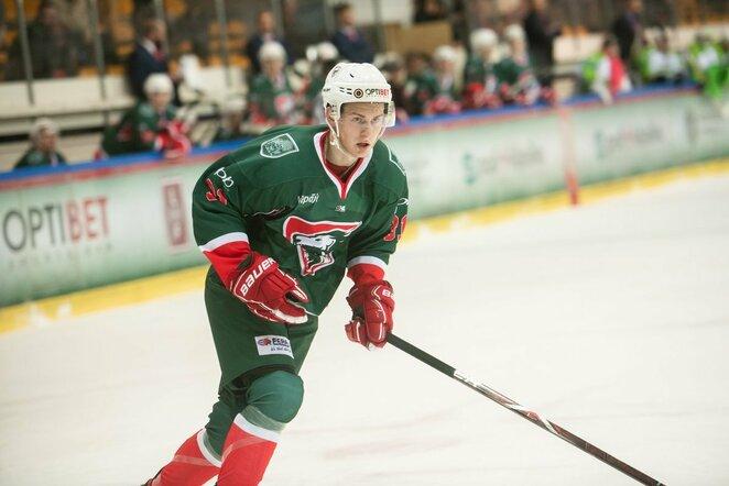 Markas Kaleinikovas | hockey.lt nuotr.