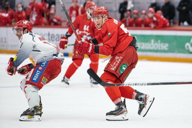 Emilijus Krakauskas   hockey.lt nuotr.