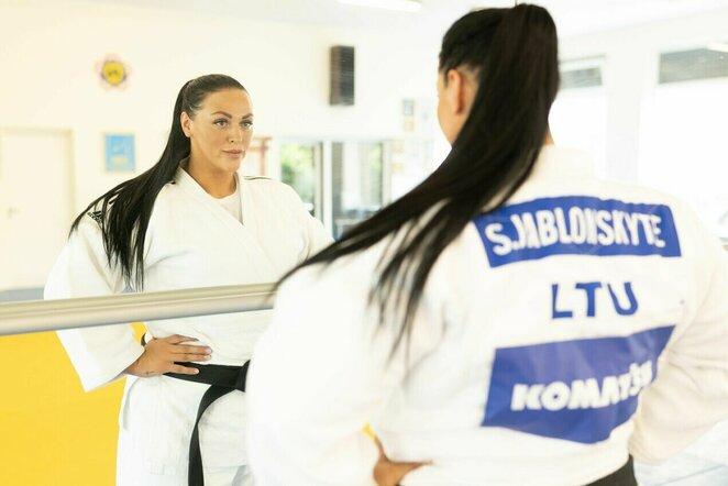 Sandra Jablonskytė (judo.lt nuotr.)   Organizatorių nuotr.