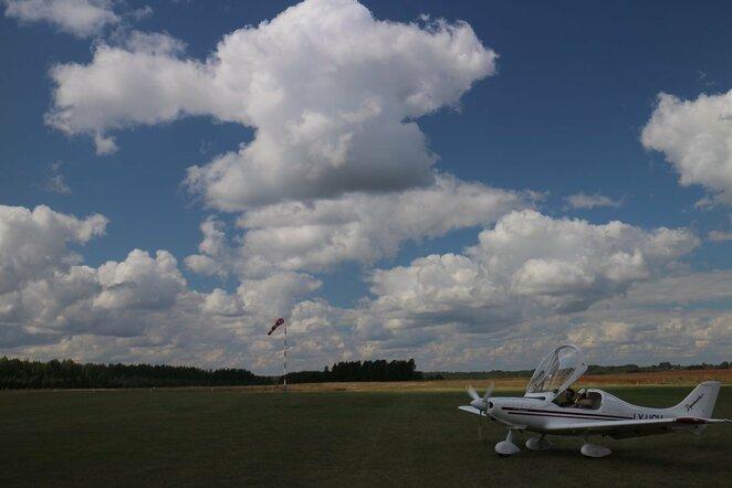 Ignalinos aerodromas   Ignalinos aerodromo nuotr.