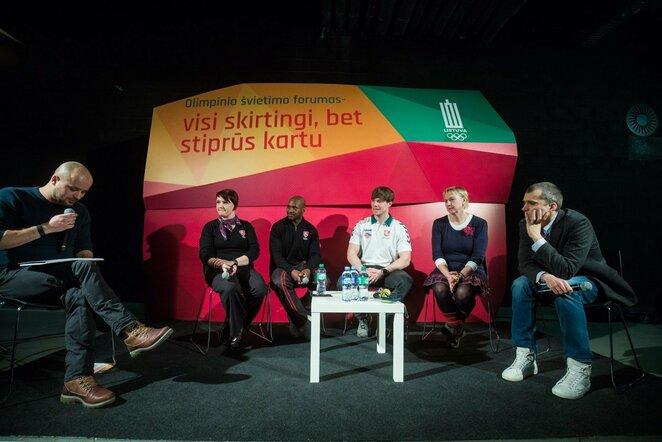 Virtualiame Olimpinio švietimo forume – išskirtiniai pranešėjai ir rekordinis dalyvių skaičius | LTOK nuotr.