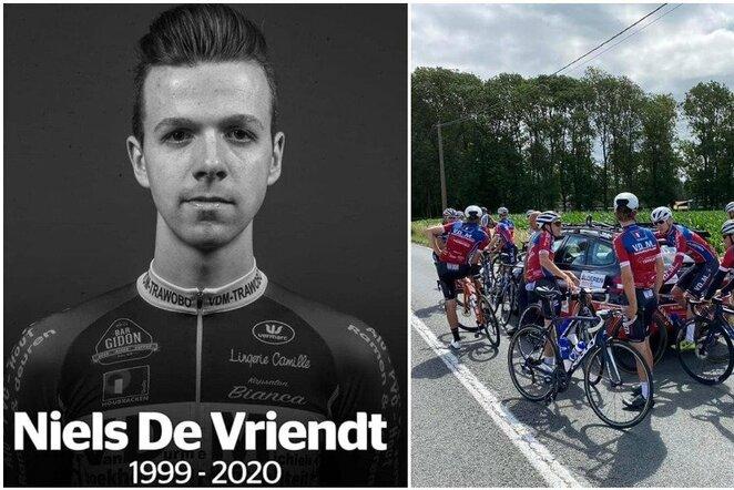 """Nielsas De Vriendtas   """"Facebook"""" nuotr."""