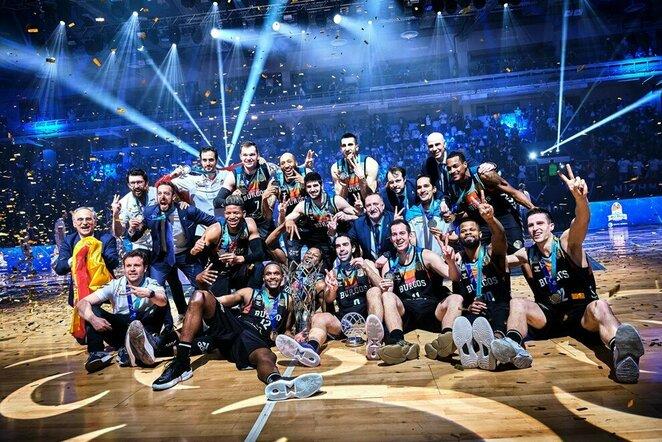 San Pablo | FIBA nuotr.