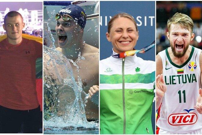 Patvirtintas Tokijo olimpinės rinktinės kandidatų sąrašas   Scanpix nuotr.