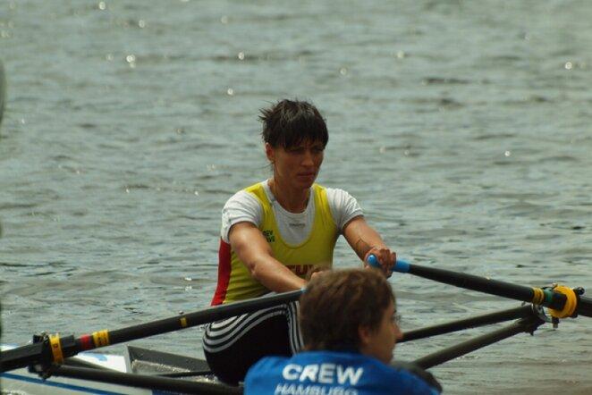 Donata Vištartaitė | rowing.skkalev.ee nuotr.