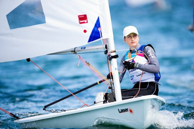"Viktorija Andrulytė | ""Sailing Energy"" nuotr."