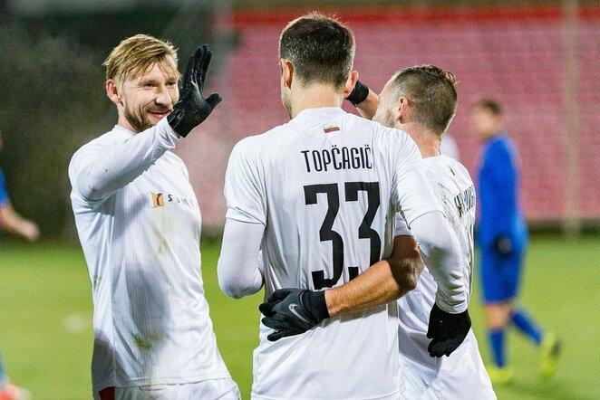 Mihretas Topčagičius   Vytauto Kuralavičiaus nuotr.