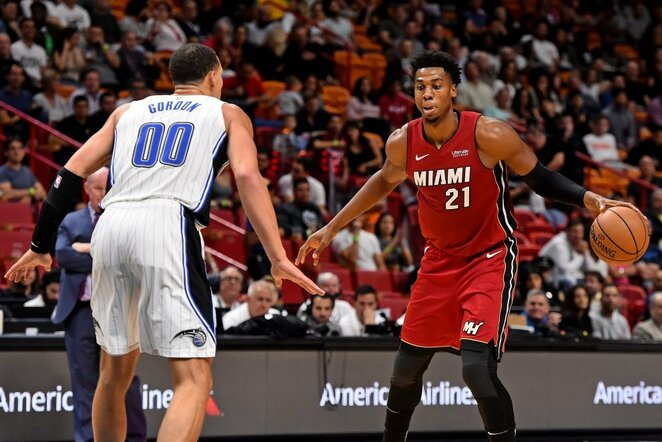 Whiteside'as | Scanpix nuotr.