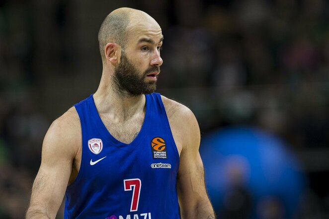 Spanoulis | BNS nuotr.