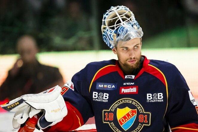 Mantas Armalis   hockey.lt nuotr.