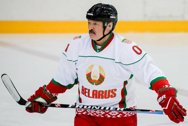 Aleksandras Lukašenka   Scanpix nuotr.
