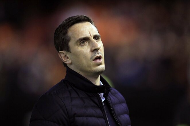 Gary Neville'as | Scanpix nuotr.