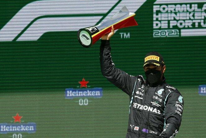 Lewisas Hamiltonas   Scanpix nuotr.