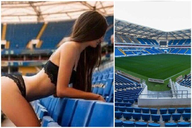 Rostovo stadionas   Instagram.com nuotr