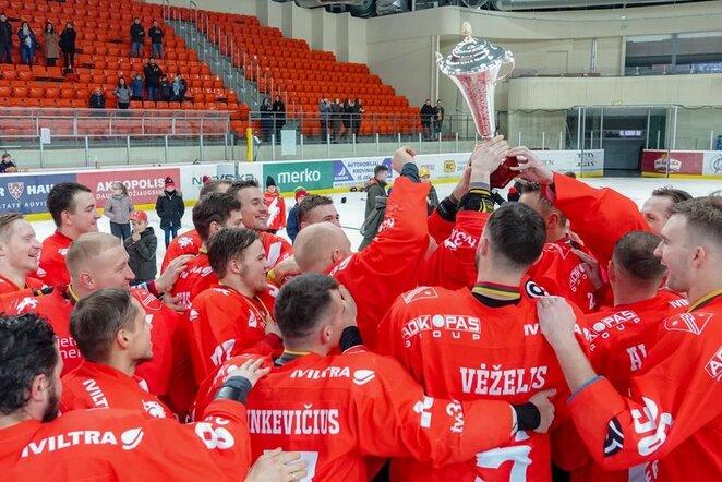"""""""Energijos"""" triumfas Lietuvos čempionate   Tito Pacausko  nuotr."""