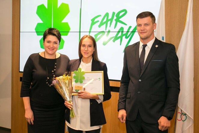 """""""Fair Play"""" apdovanojimai   Elvio Žaldario nuotr."""