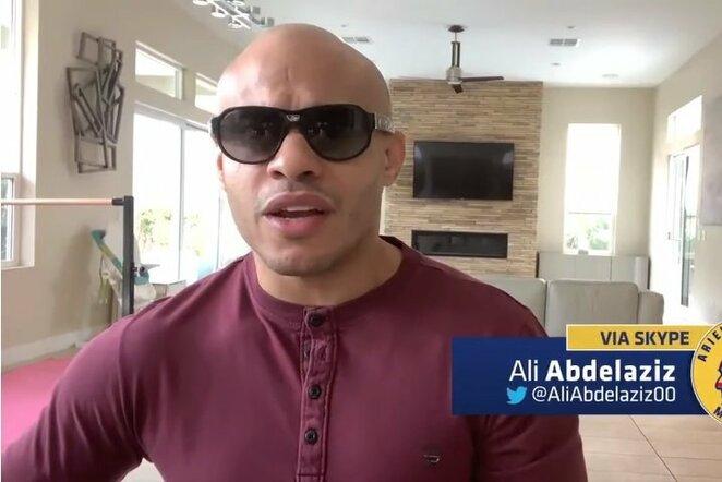 Ali Abdelazizas | Youtube.com nuotr.