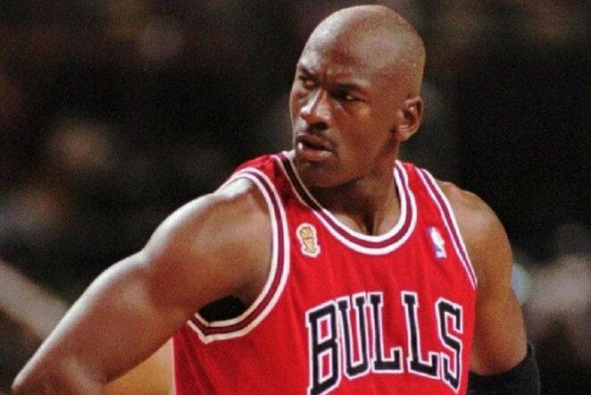 "Michaelis Jordanas | ""Twitter"" nuotr."