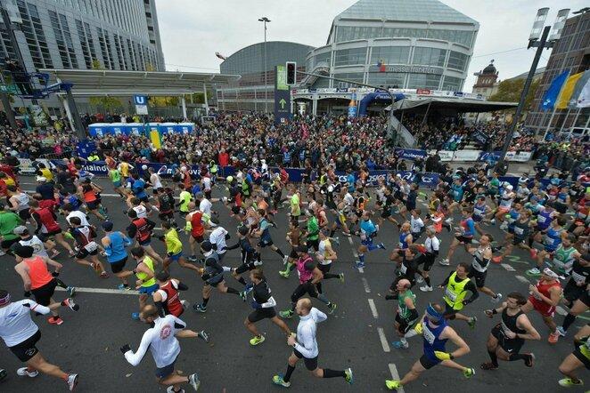 Frankfurto maratonas | Scanpix nuotr.
