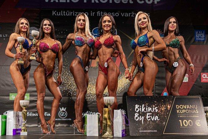 "IFBB ""Valio PROfeel Cup"" | J.Jankūno nuotr."