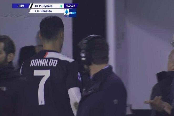 "Cristiano Ronaldo | ""Twitter"" nuotr."