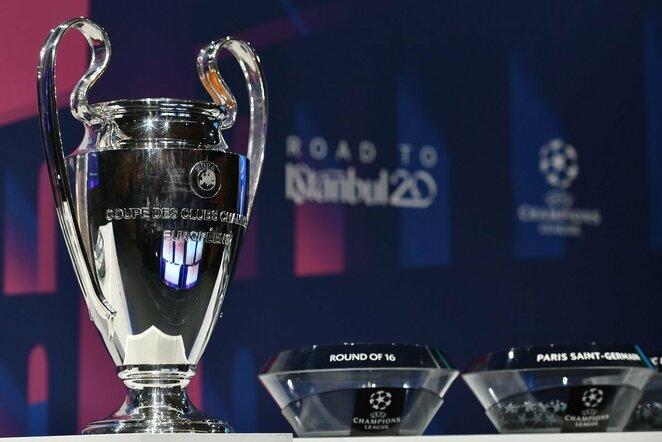 UEFA Čempionų lyga | Scanpix nuotr.