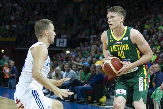 Marius Grigonis | Luko Balandžio / BNS foto nuotr.