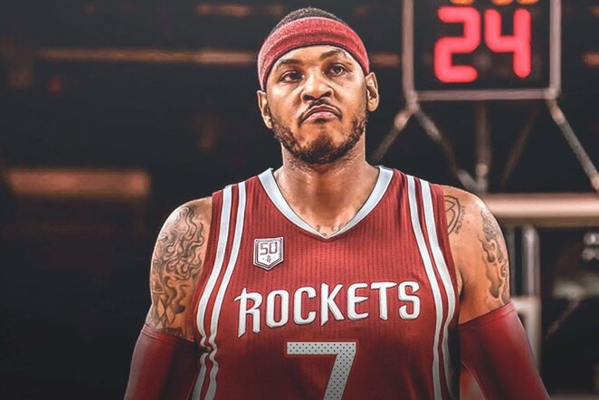 Carmelo Anthony | Scanpix nuotr.