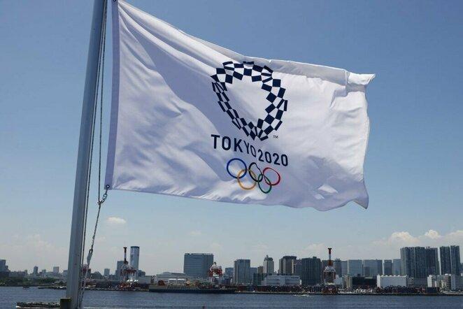 Tokijo olimpiada   Scanpix nuotr.