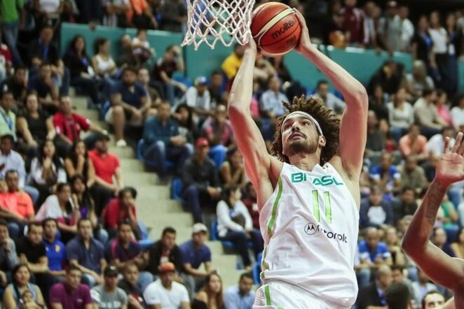 Varejao | FIBA nuotr.