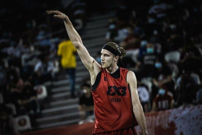 Pasaulio 3x3 turo etapas Dohoje | FIBA nuotr.