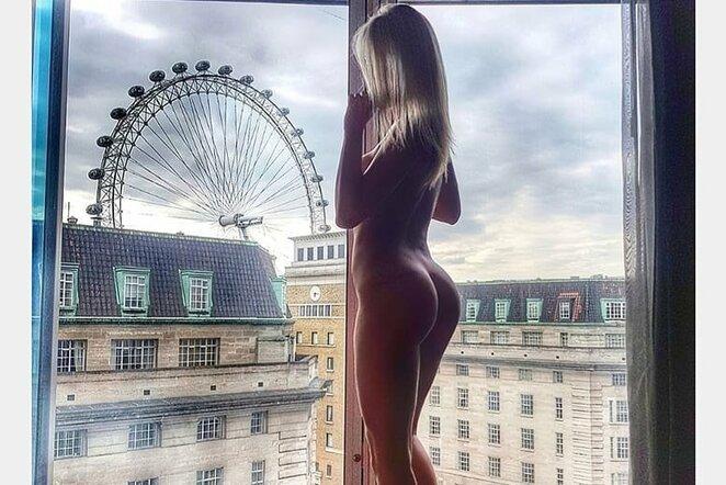 Nela Slovakova | Instagram.com nuotr