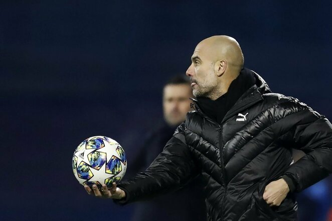 Pepas Guardiola | Scanpix nuotr.
