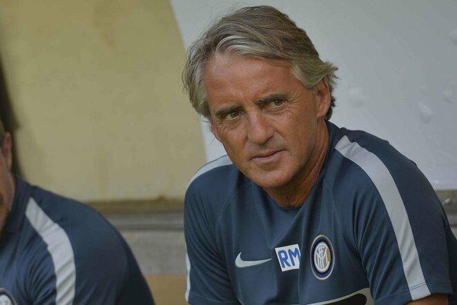 Roberto Mancini | Scanpix nuotr.
