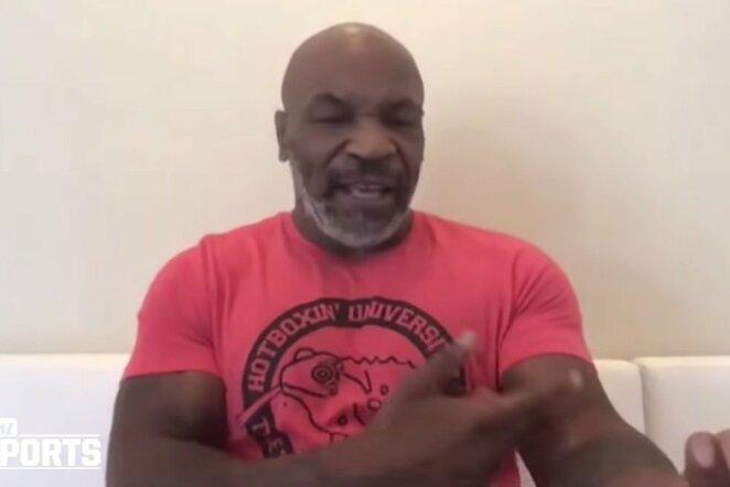 Mike'as Tysonas | Youtube.com nuotr.