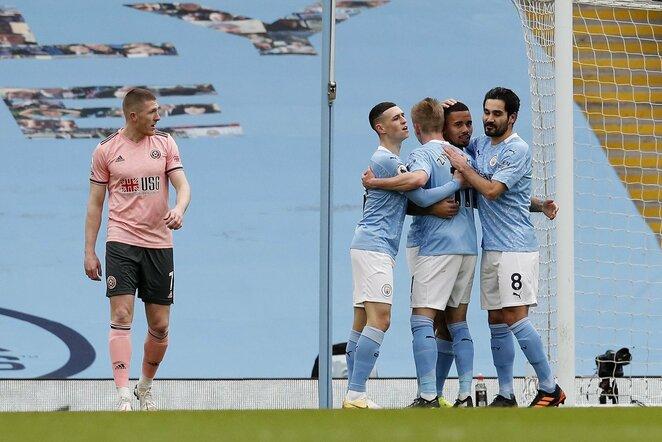 """Manchester City""   Scanpix nuotr."