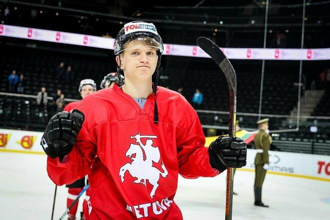 Ilja Četvertakas | hockey.lt nuotr.