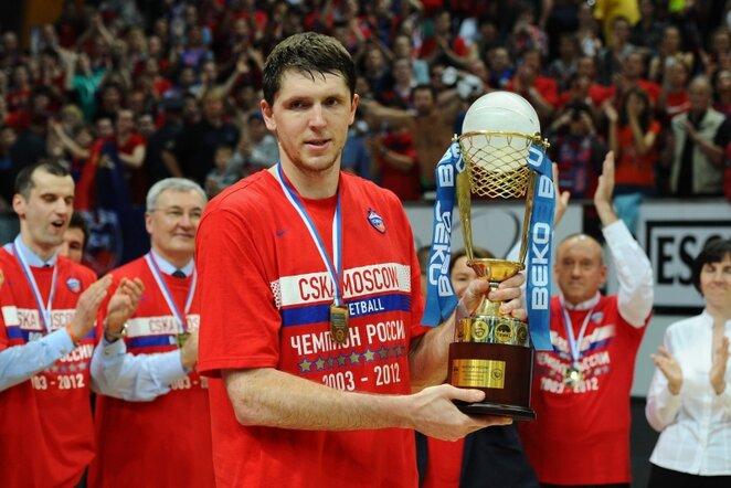 Viktoras Khryapa | ITAR-TASS/Scanpix nuotr.