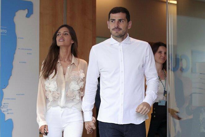 Ikeras Casillas | Scanpix nuotr.
