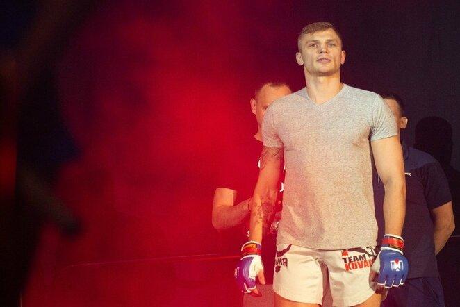 Sergejus Maslobojevas | Žygimanto Gedvilos / BNS foto nuotr.
